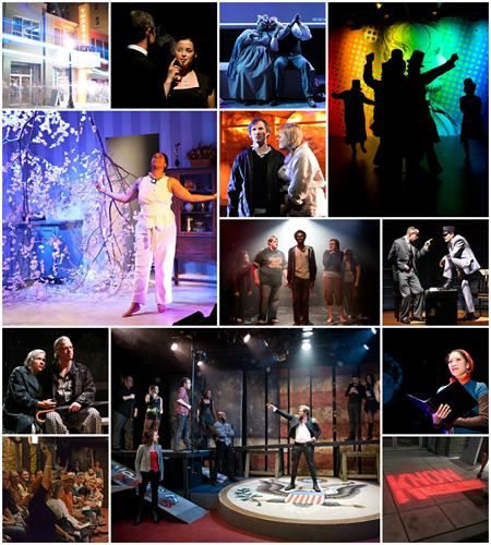 A snapshot of what we do at Know Theatre.