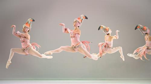 Cincinnati Ballet Dancers, Photography: Peter Mueller