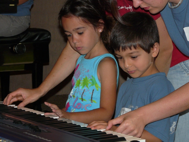 Simply Music Levels I-IV Shared Piano Lessons for Children and Adults