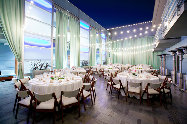 The Courtyard events