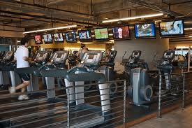 1 of 2 cardio areas