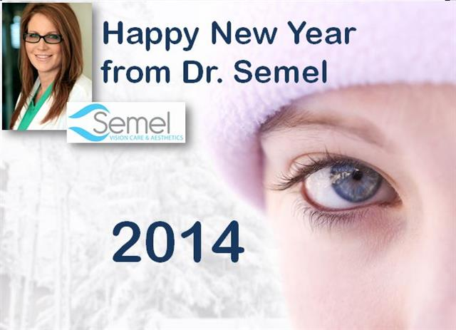 Happy New Year 2014 From Dr. Semel