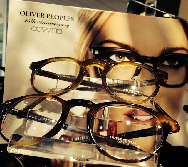 We carry the latest trends in eyewear