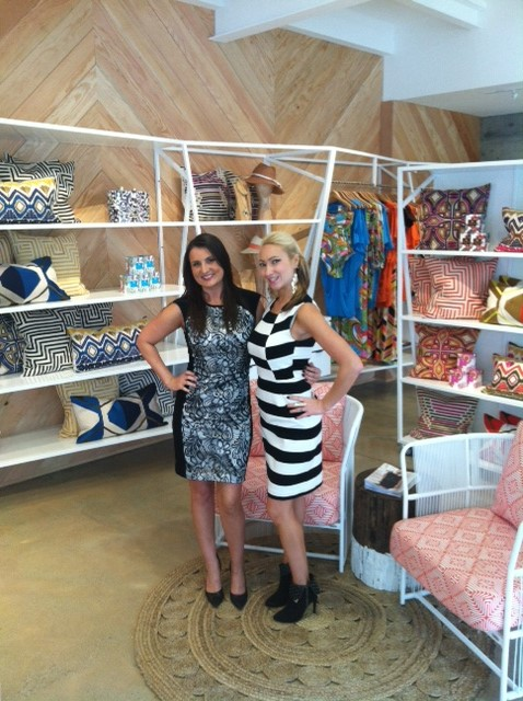 Store Manager, Jessie Kozar and Assistant Manager, Kellie Flowers