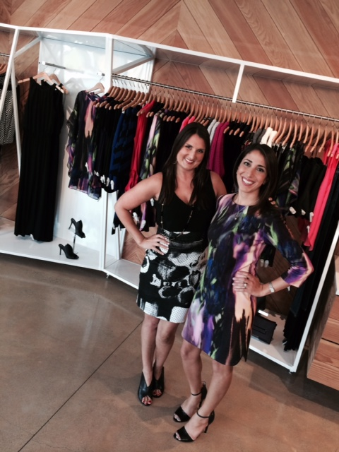 Store Manager Jessie Kozar and Assistant Manager Roxana Hetzel