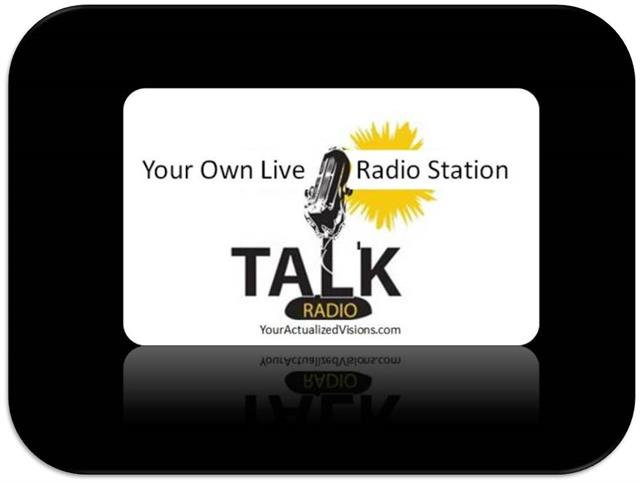 Your Own Talk Radio Channel