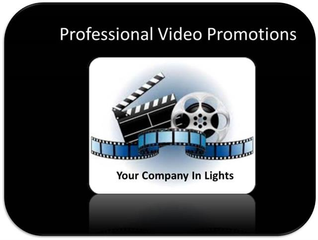 Promotional Business Videos