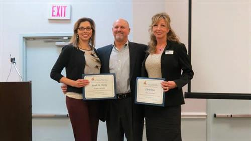 Cherie Rice & Sarah Hasty Chamber Members of the Month