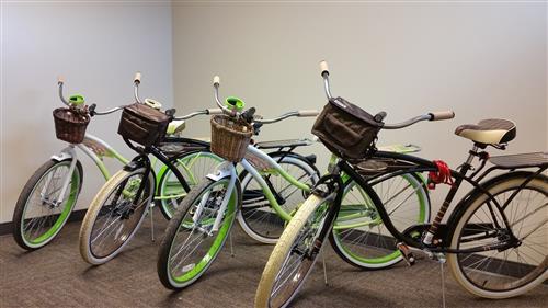 Bikes for Loan
