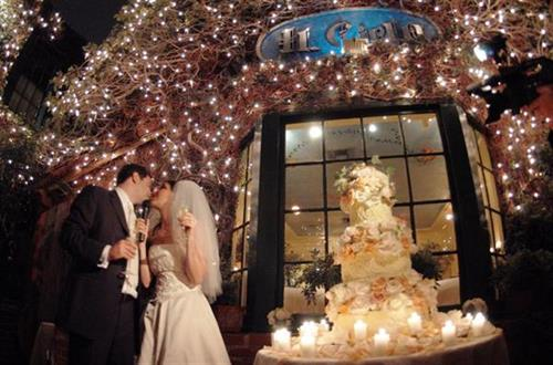 Il Cielo's Homemade Wedding Cakes