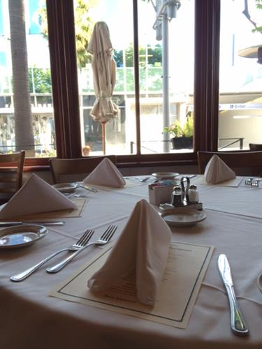Private Dining Planned Down To The last Detail
