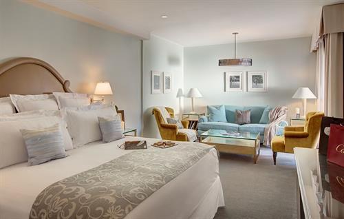 Junior Suite - Rooms