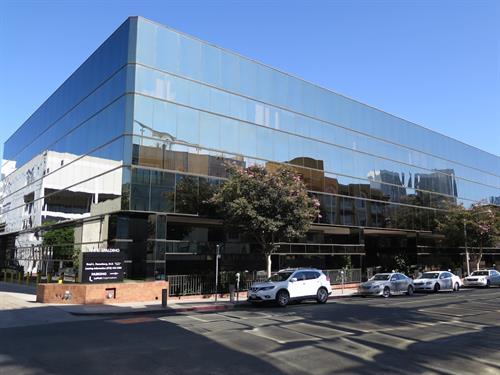 Dr. Barrett's Office 120 S. Spalding Drive