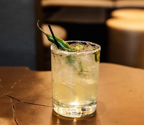 Indian Heat Margarita