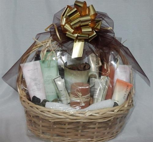 Ultimate Spa Basket!
