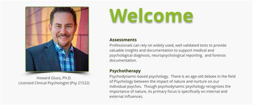 Dr. Gluss Psychology Practice