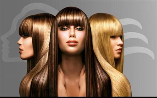 We Use The Best Hair Straightening Products