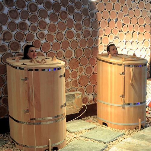 cedar SPA barrel treatments
