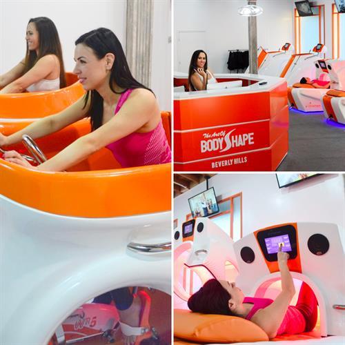 Innovative fitness studio