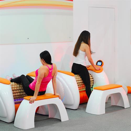 Lymphatic Massage treatments