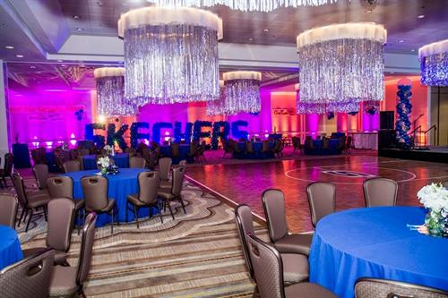 Corporate Event: Prom Event at the Crown Plaza Manhattan Beach For Skechers