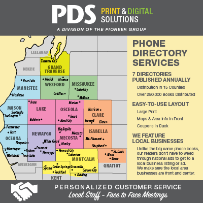 PDS Phone Directory Services - 7 Directories in Michigan