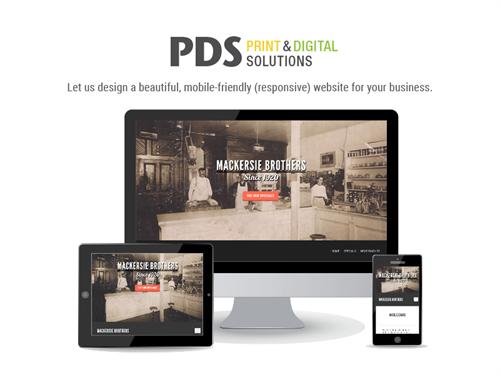 Affordable, Mobile-Friendly Website Design