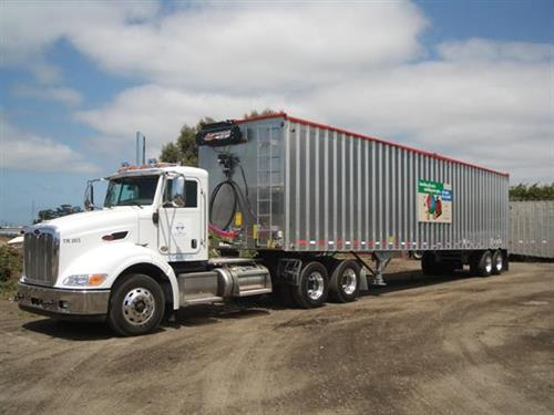 Transfer Truck