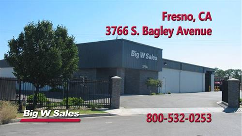 Our Fresno location