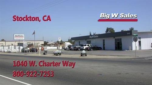 Our Stockton location