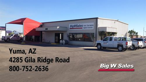Our Yuma location