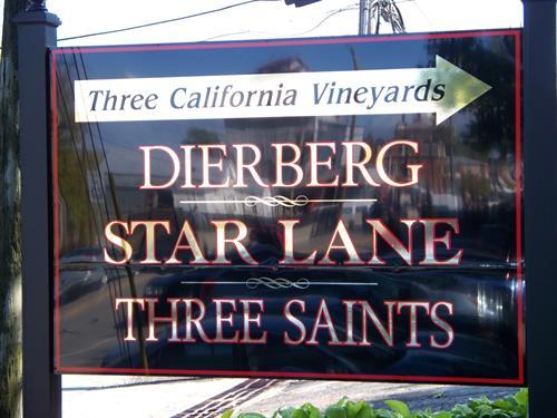 Dierberg Star Lane Tasting Room