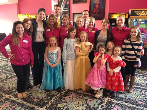 2015 Patient Appreciation Day - Cinderella Movie Night