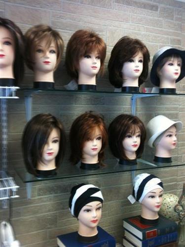 Wig supplies, shampoo & conditioner