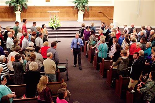 Keith Lancaster Worship Seminar