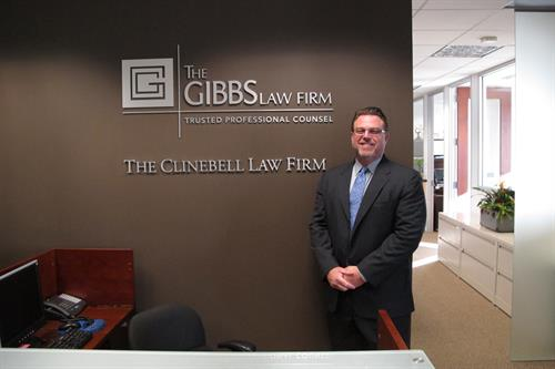 David L. Gibbs, Senior Partner