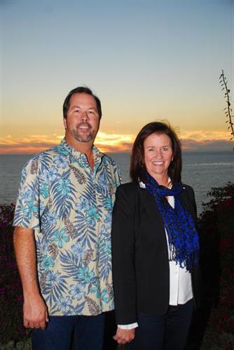 Scott & Terri Hunt