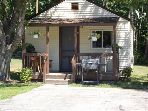 Cabins 1-4