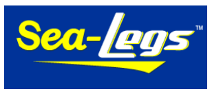 We are an authorized Sea-Legs Dealer.  Stop by to see what all the hype is about