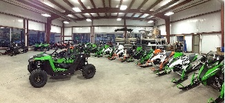 Great Selection of Arctic Cat Snowmobiles