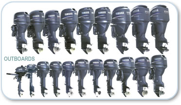 Yes we sell Yamaha Outboards
