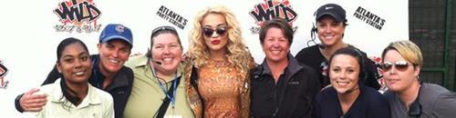 Atlanta Pride 2012 - Q&A Events w/ Rita Ora