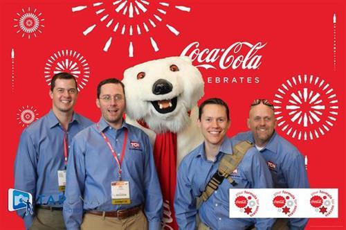 NACS-Coke Trade Show