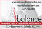 Balance Orlando