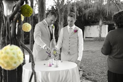 Wedding of Michael and Rustin