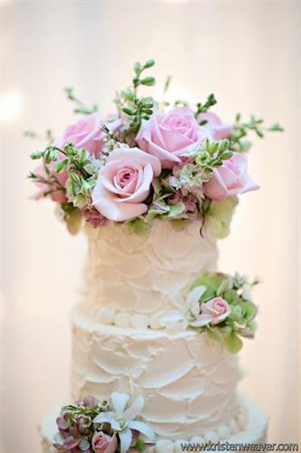 One of our beautiful cakes