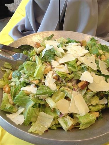 Our award winning caesar salad