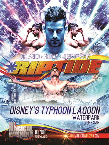 Riptide @ Disney's Typhoon Lagoon Waterpark