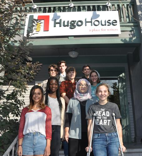 Young Writer's Cohort, Summer 2015