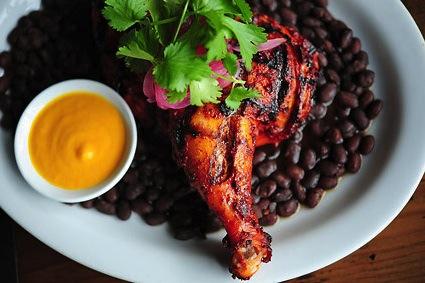 Yucatan Chicken
